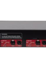Merlet Merlet Audio  QuadVU 4 kanalen analoge VU meter met piek indicator