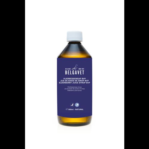 ELDERBERRY JUICE SYRUP (500 ml/2 L)