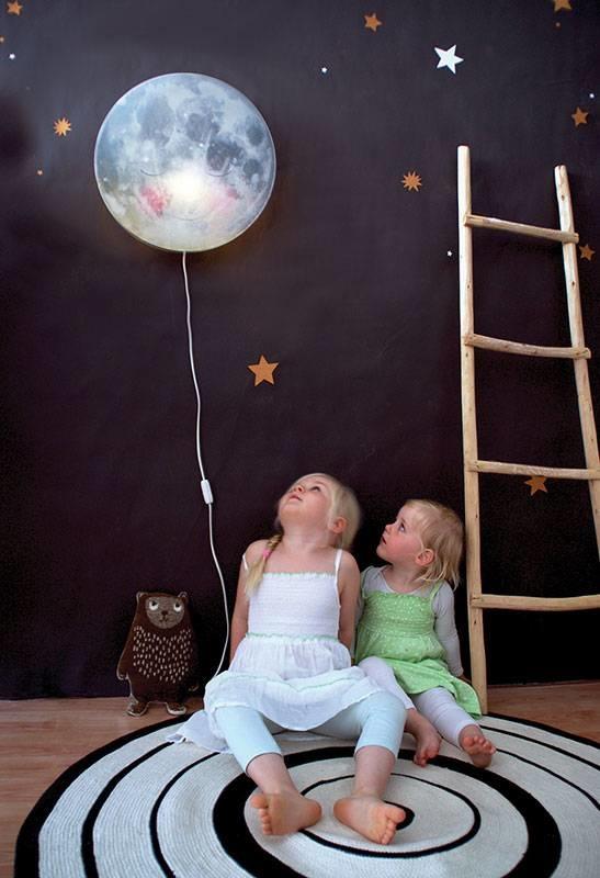 Schlafender Mond-5