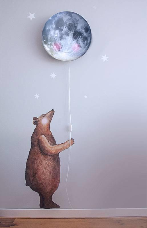 Großer Bär Sticker-3