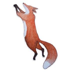 Kleiner Fuchs Sticker