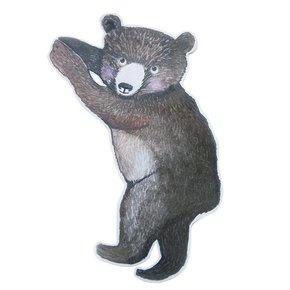 Kleiner Bär Sticker