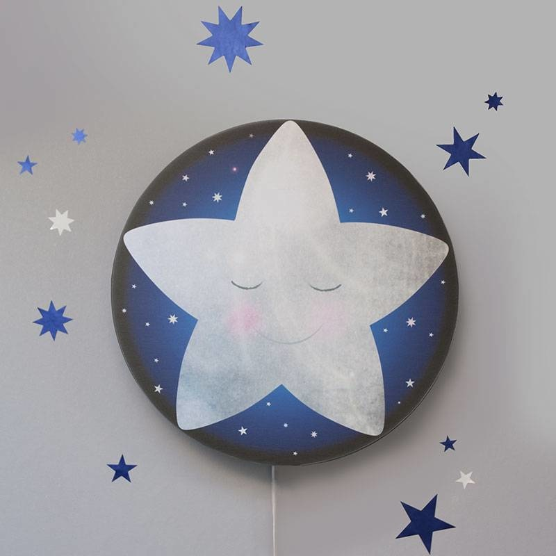 Sternensticker Nachtblau-2