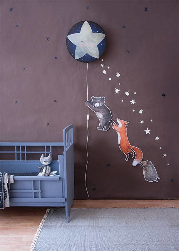 Sternensticker Nachtblau-3