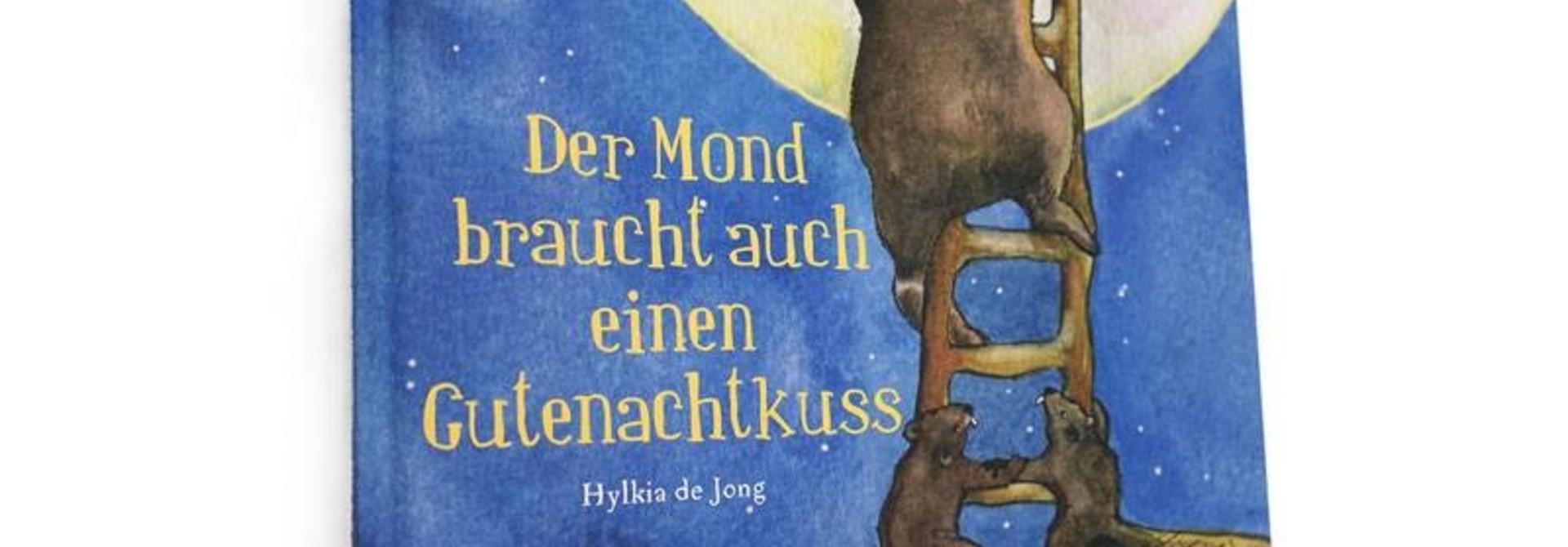 Der Mond braucht auch einen Gutenachtkuss (DE)