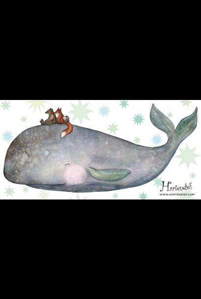 Auf dem Walfisch