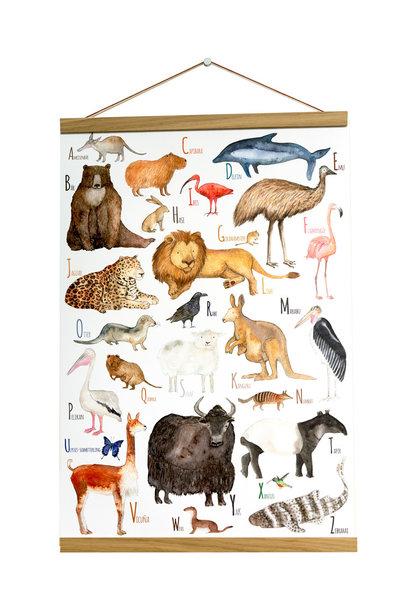 Tieren ABC (DE)