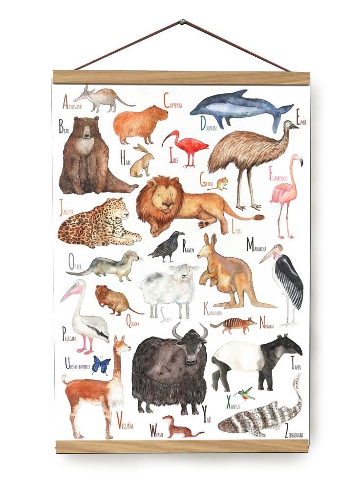 Tieren ABC (EN)-1