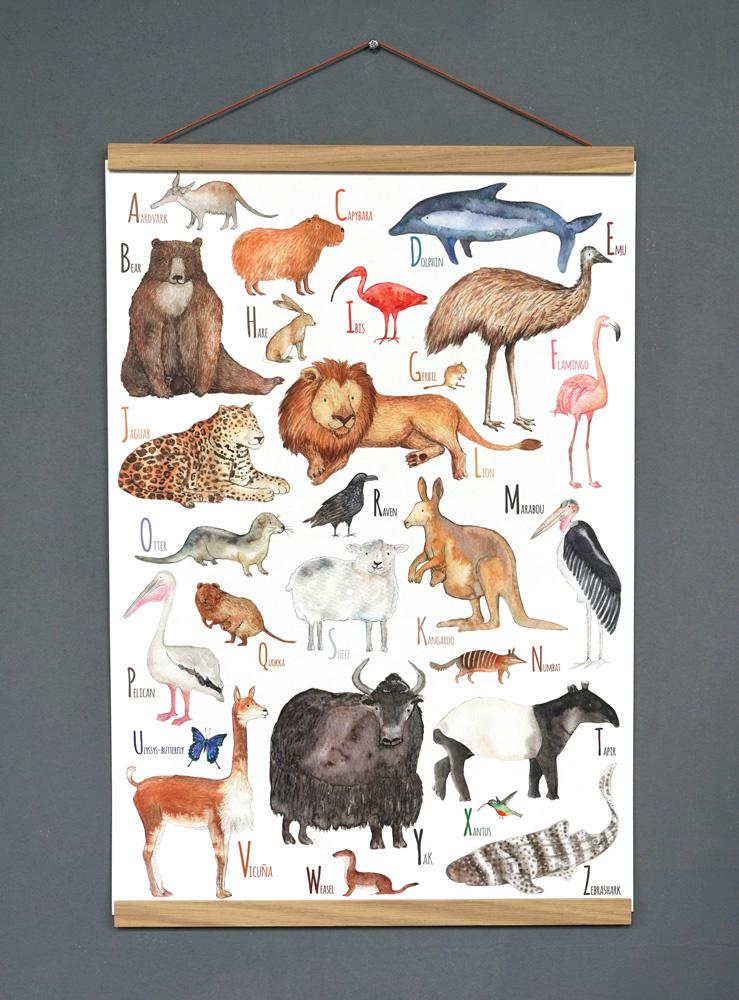 Tieren ABC (EN)-4