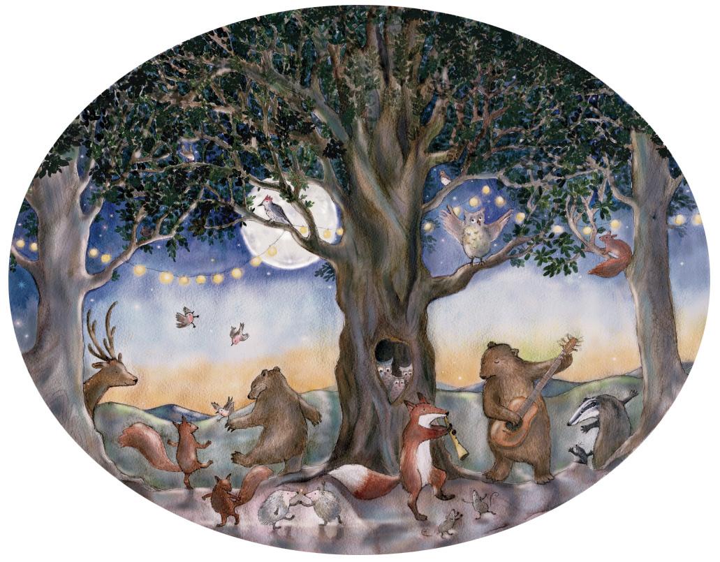 Waldfest der Tiere-1