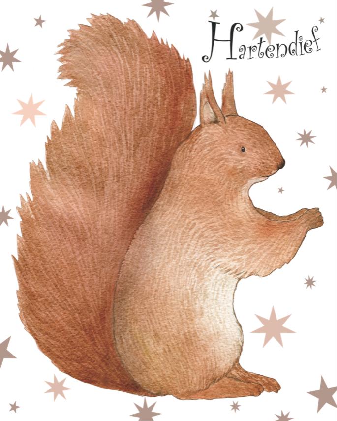 Eichhörnchen sticker-1
