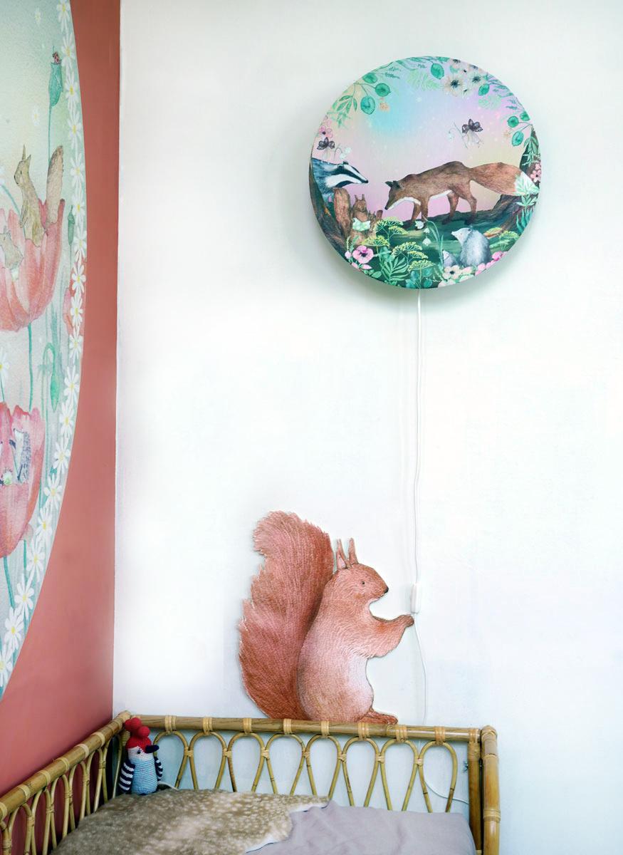Eichhörnchen sticker-3