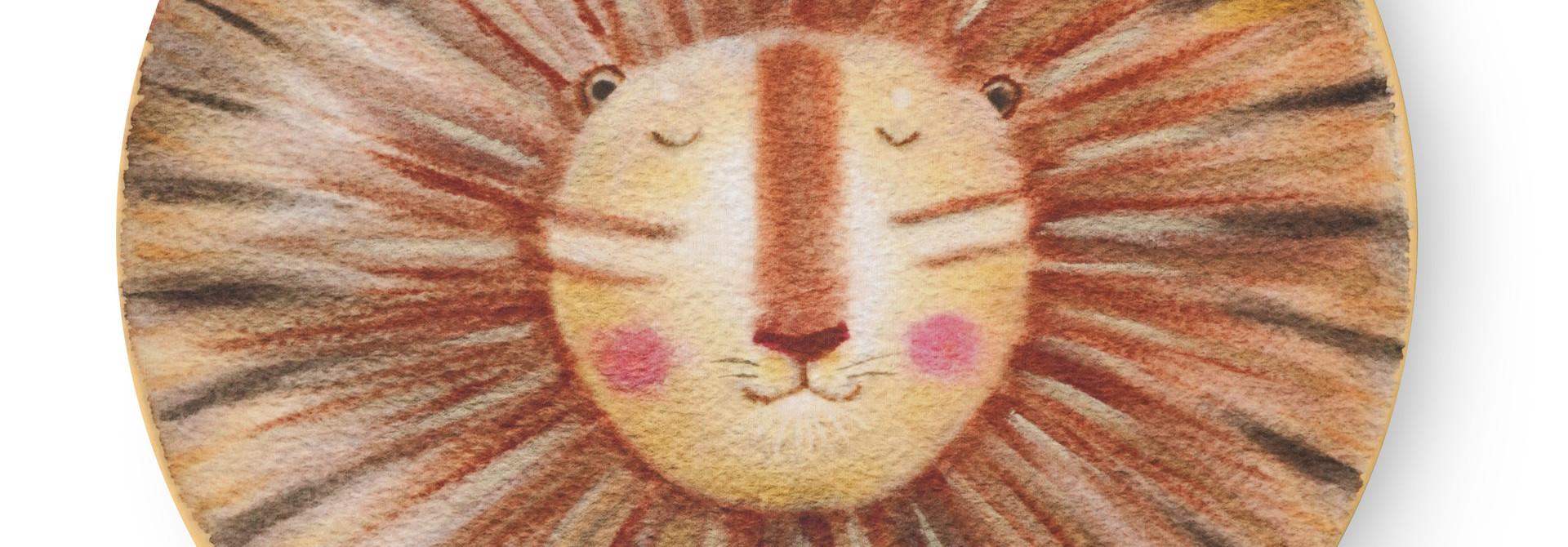 Sunny der Löwe