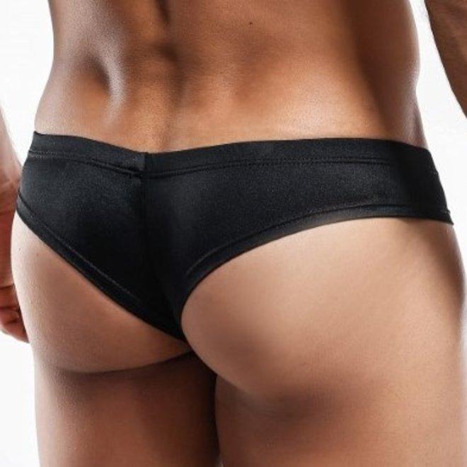 Sexyboy Black half thong