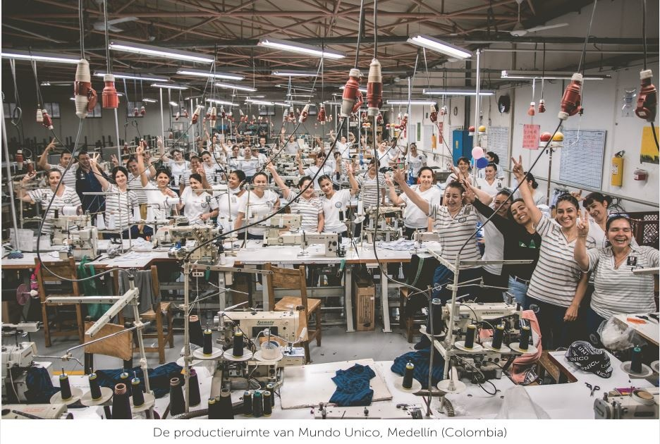 Mundo Unico productie