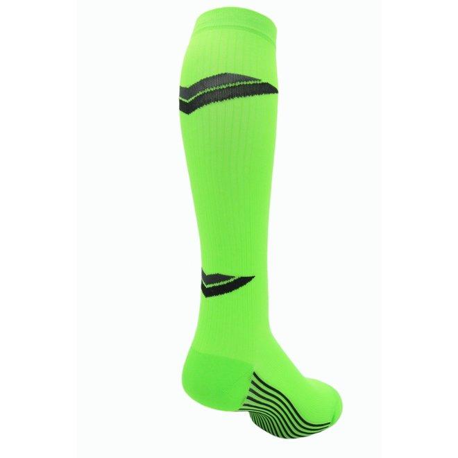 Elite compression running socks