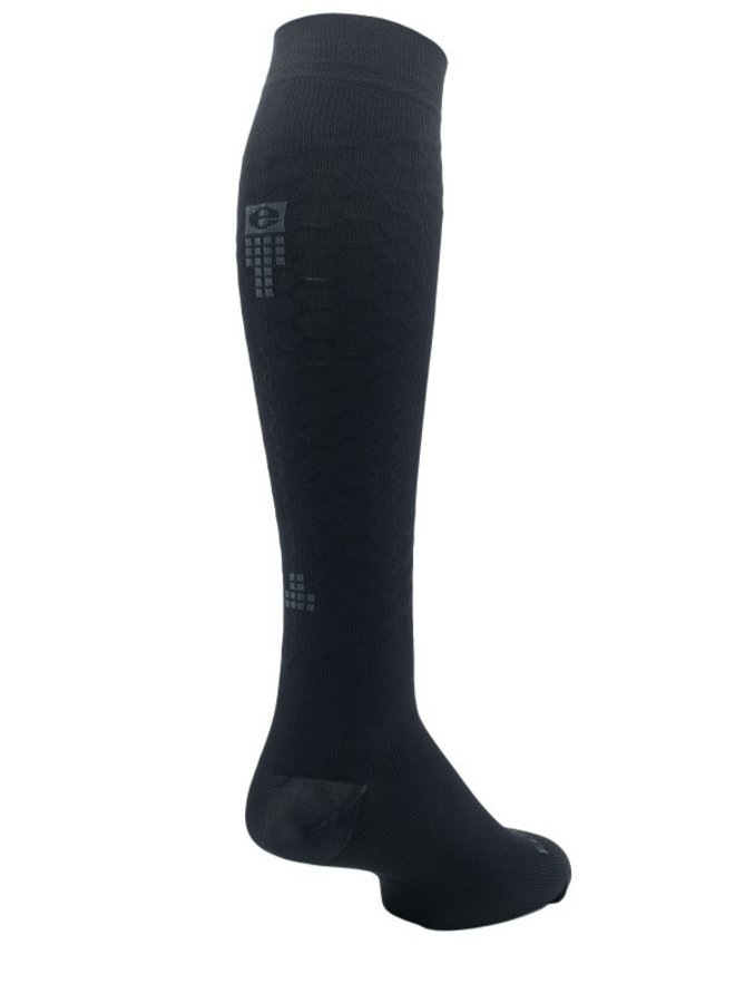 Elite compression running socks