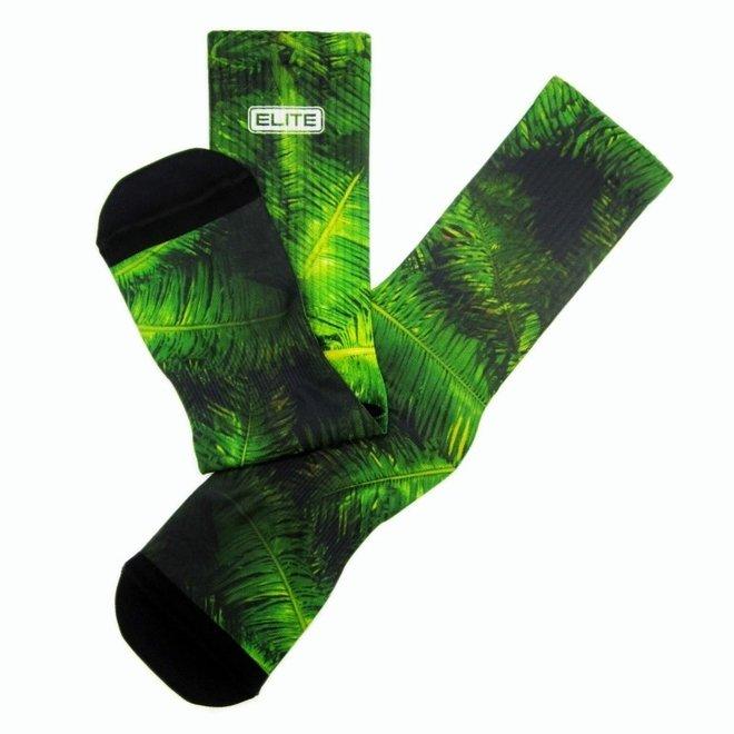 Elite Jungle print urban socks