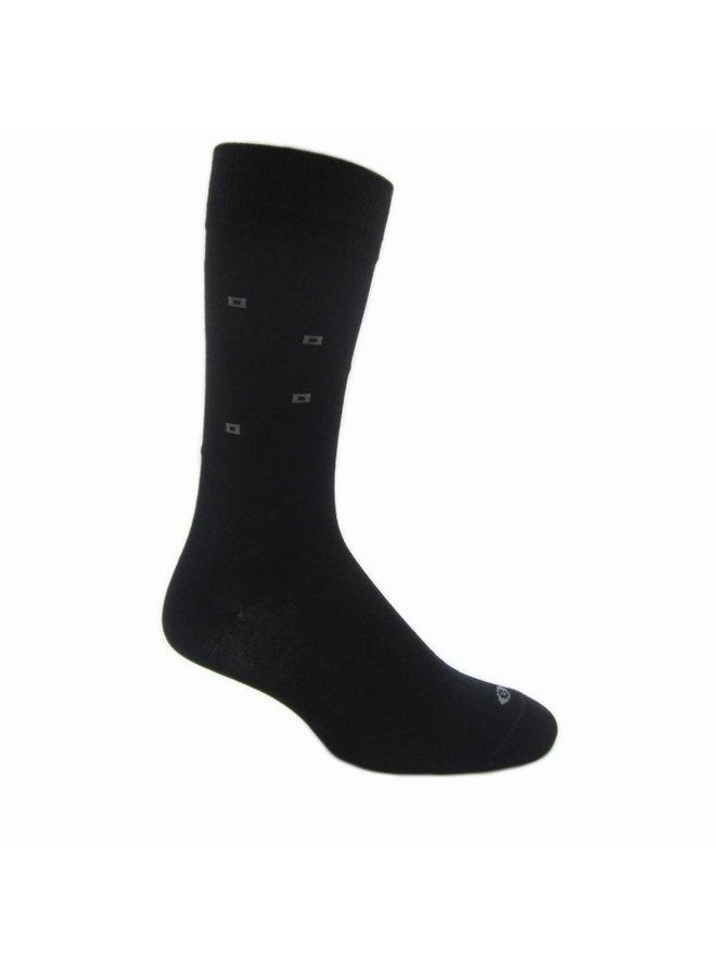 Elite Classic black socks