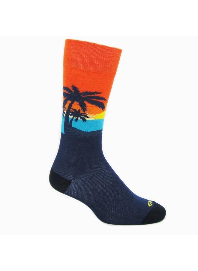 Elite Tropical fashion socks
