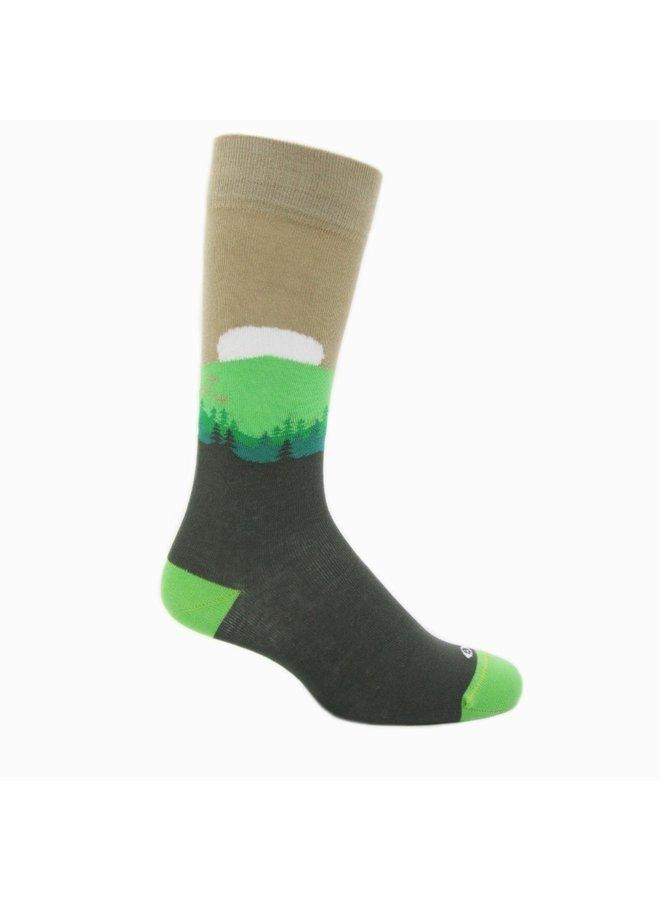 Elite Sunset fashion socks