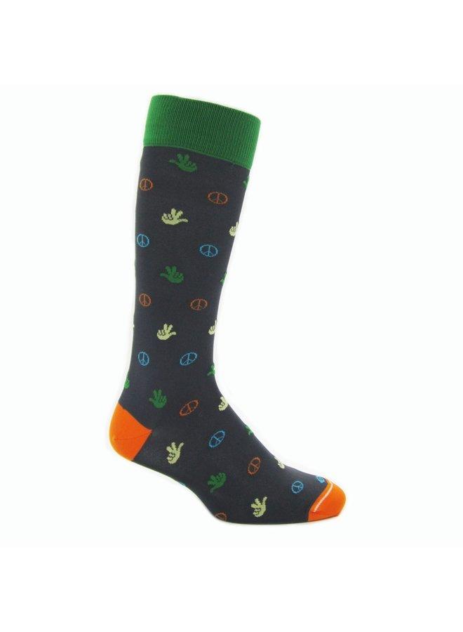 Elite Peace fashion socks