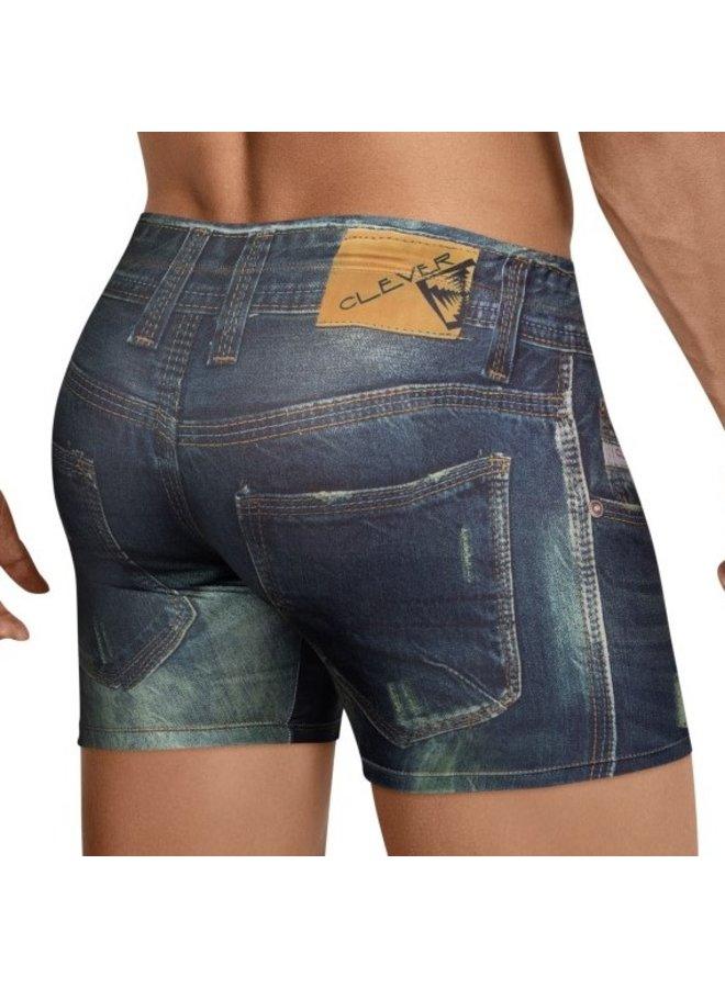 Clever Denim jeans boxershort