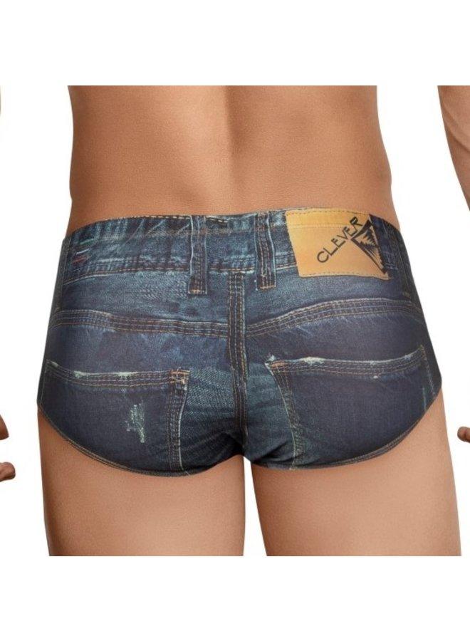 Clever Denim jeans latin brief