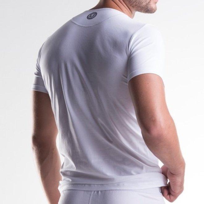 Mundo Unico Tonic V-Neck Cotton T-shirt