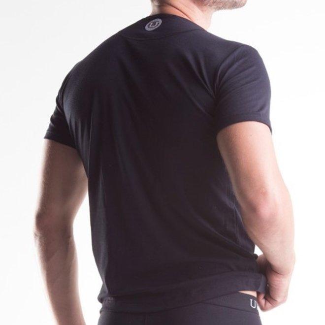 Muno Unico Volatil ronde Neck Cotton T-shirt