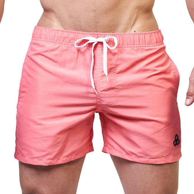 Private Structure Pinky swimshort