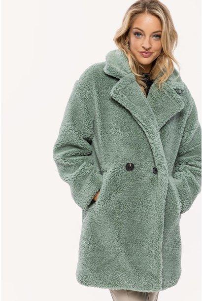 Feel the touch teddy coat