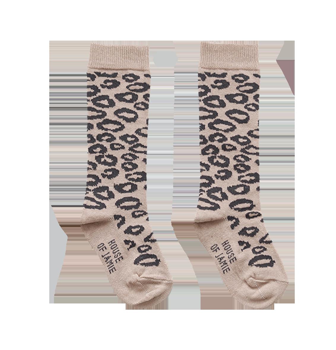 Knie sokken-1