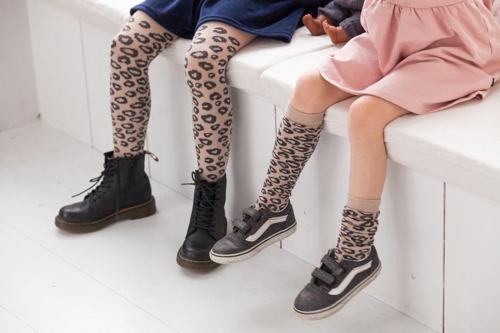 Knie sokken-2