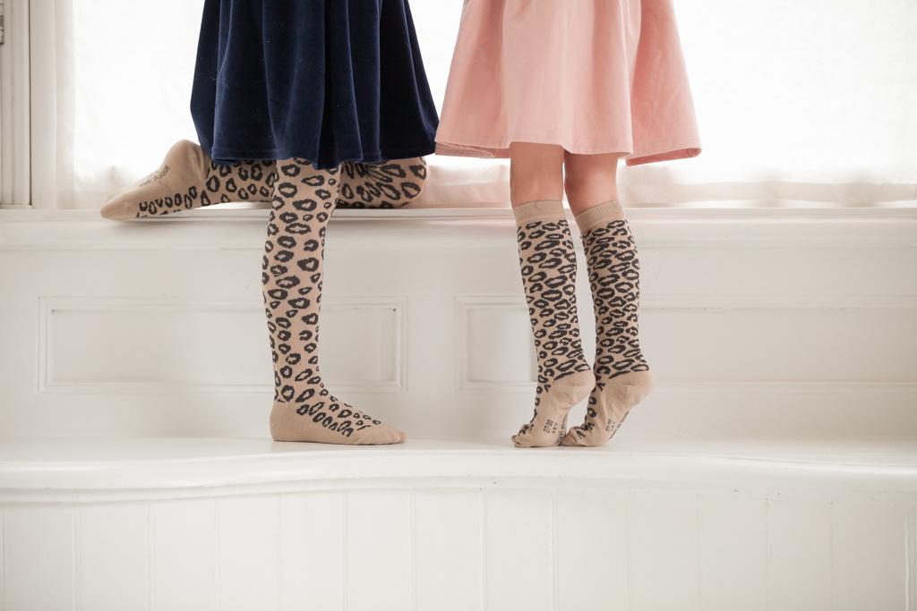 Knie sokken-3