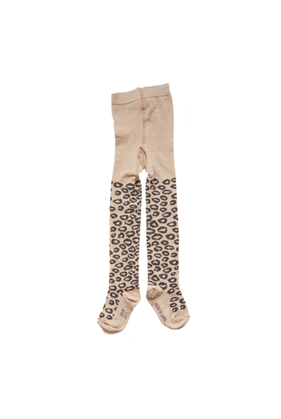 Maillot leopard karamel