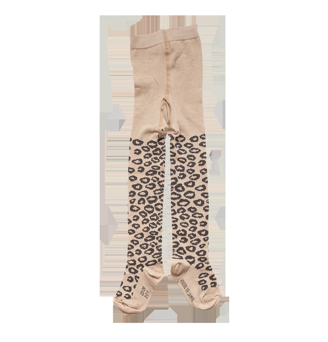 Maillot leopard karamel-1
