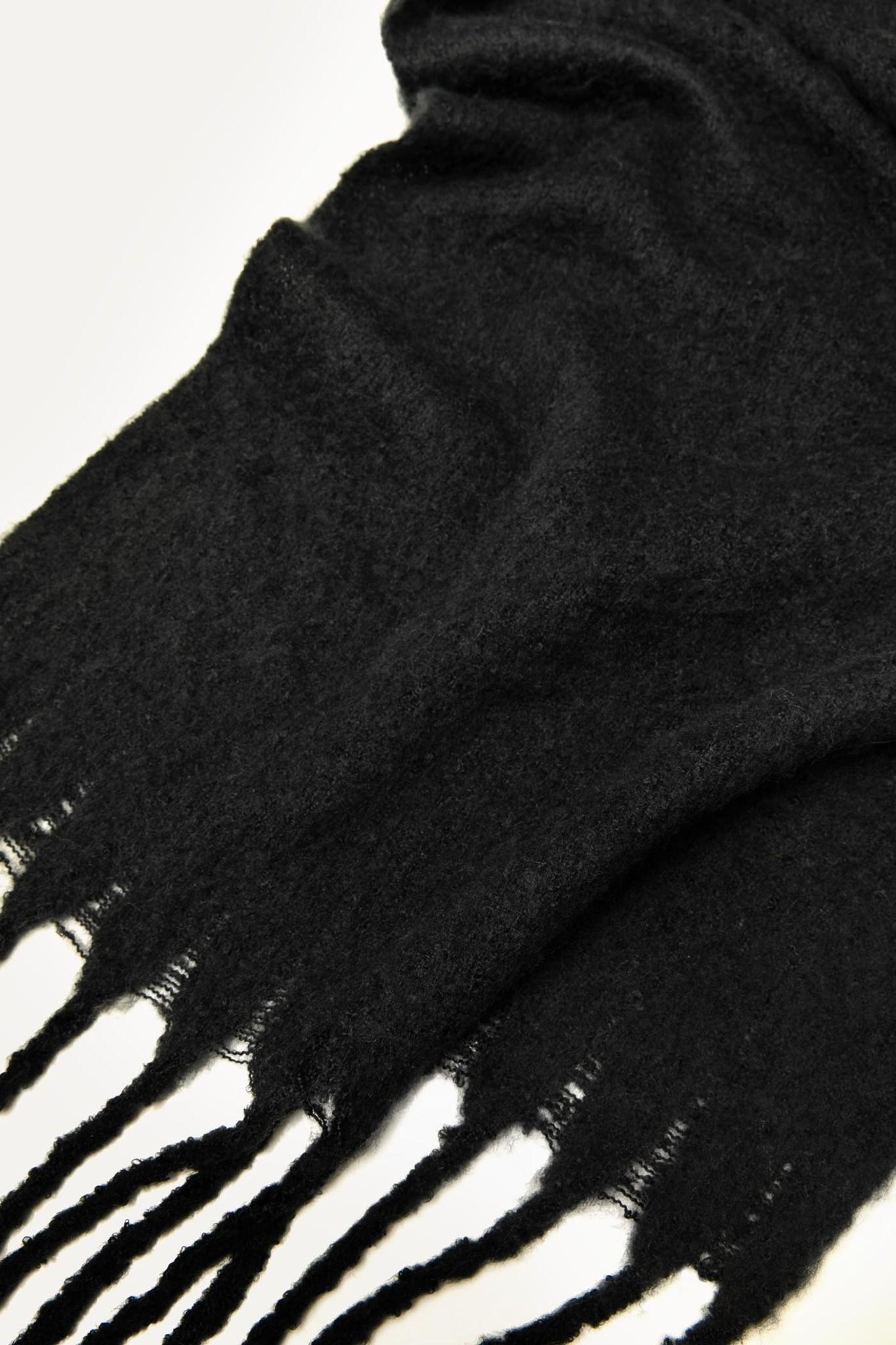 Sjaal zwart-3