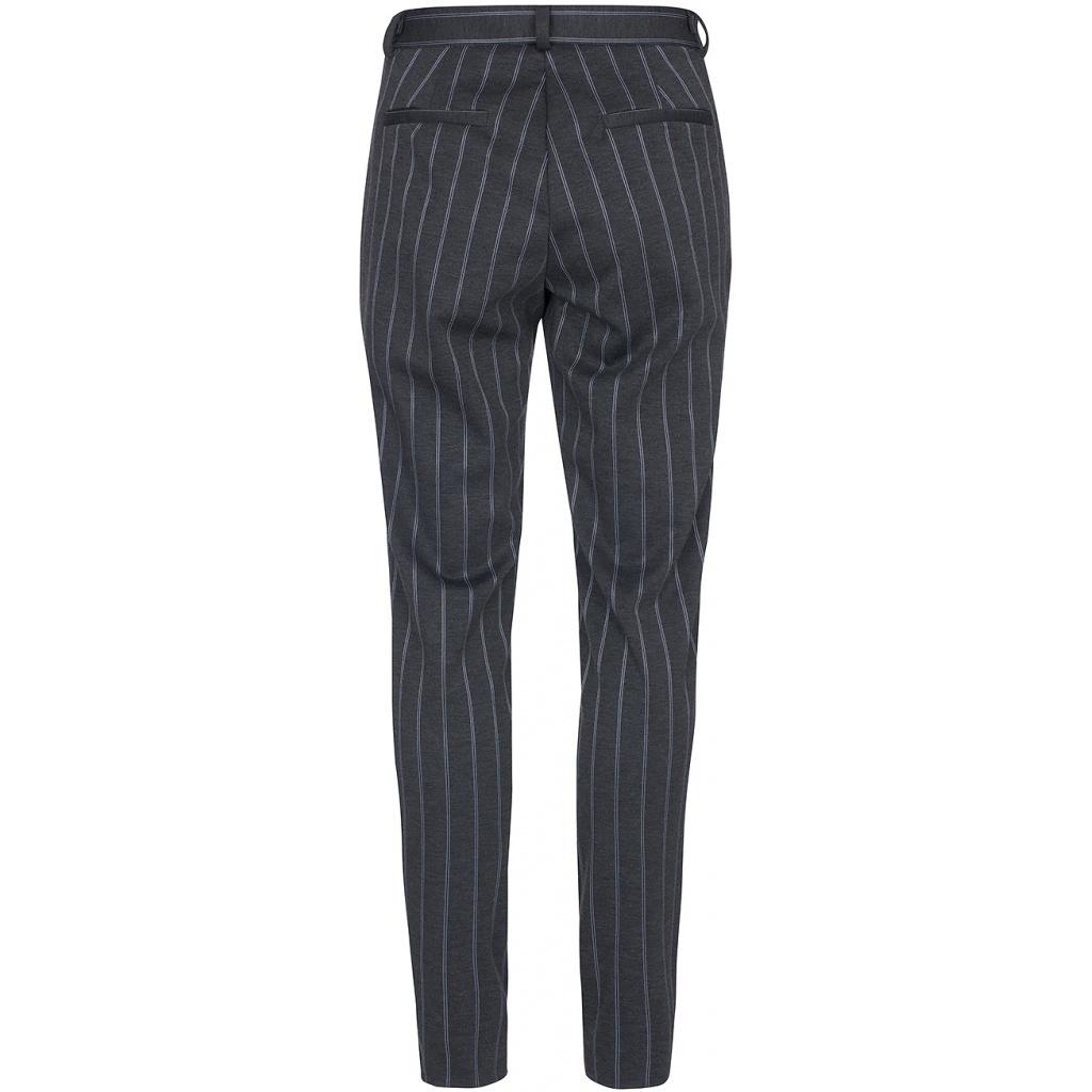 Pantalon grijs gestreept-2