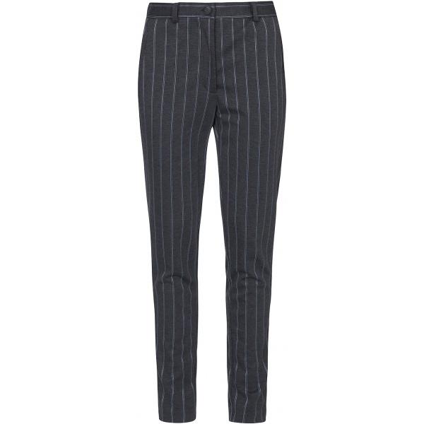 Pantalon grijs gestreept-1
