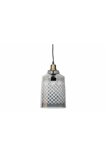 Hanglamp grijs set v. 2