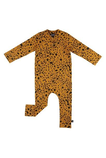 Jumpsuit animal print