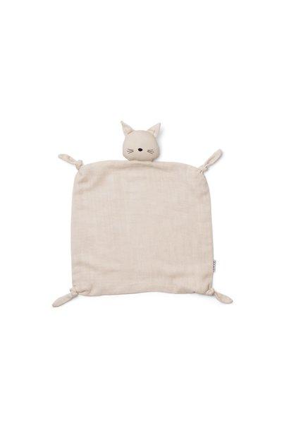 Knuffeldoek kat