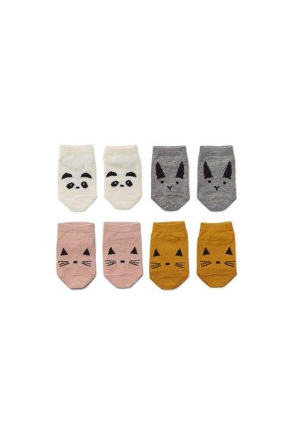 sokken 4-pack
