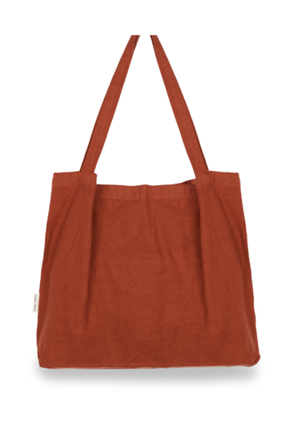 Mom bag roest