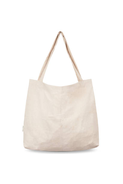 Mom bag naturaal