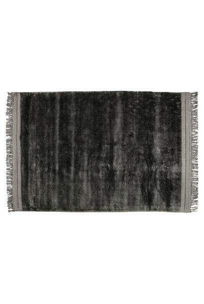Vloerkleed antraciet 170x240 cm