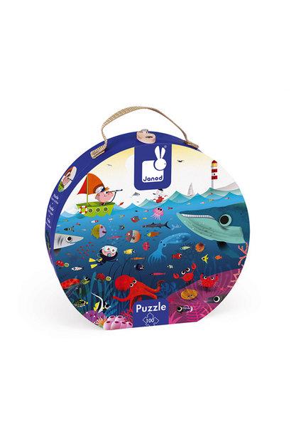 Puzzel onderwaterwereld