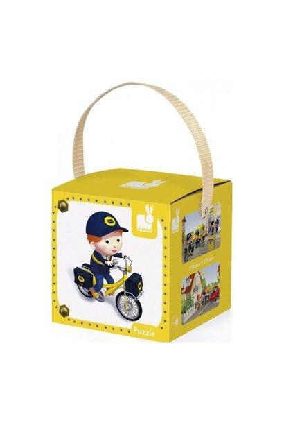 Puzzel matteo's fiets