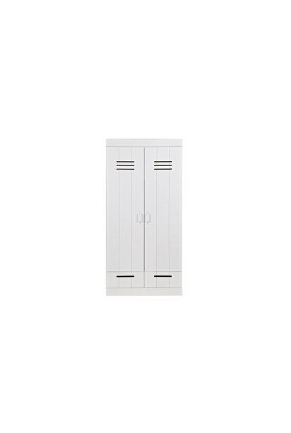2-Deurs kast lockerdeur